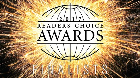 2017 Readers Choice finalists