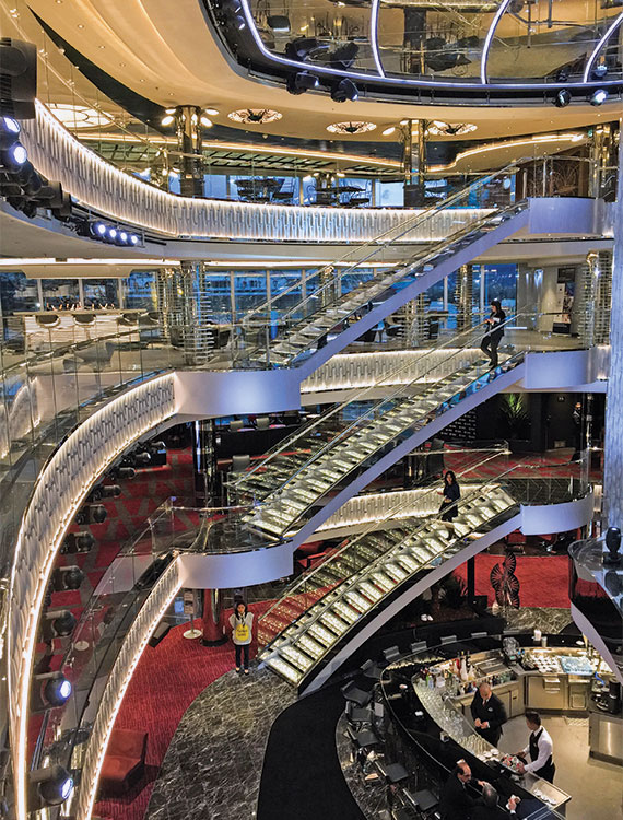 Msc Seaside Offers Sights Experiences Unlike Any Other