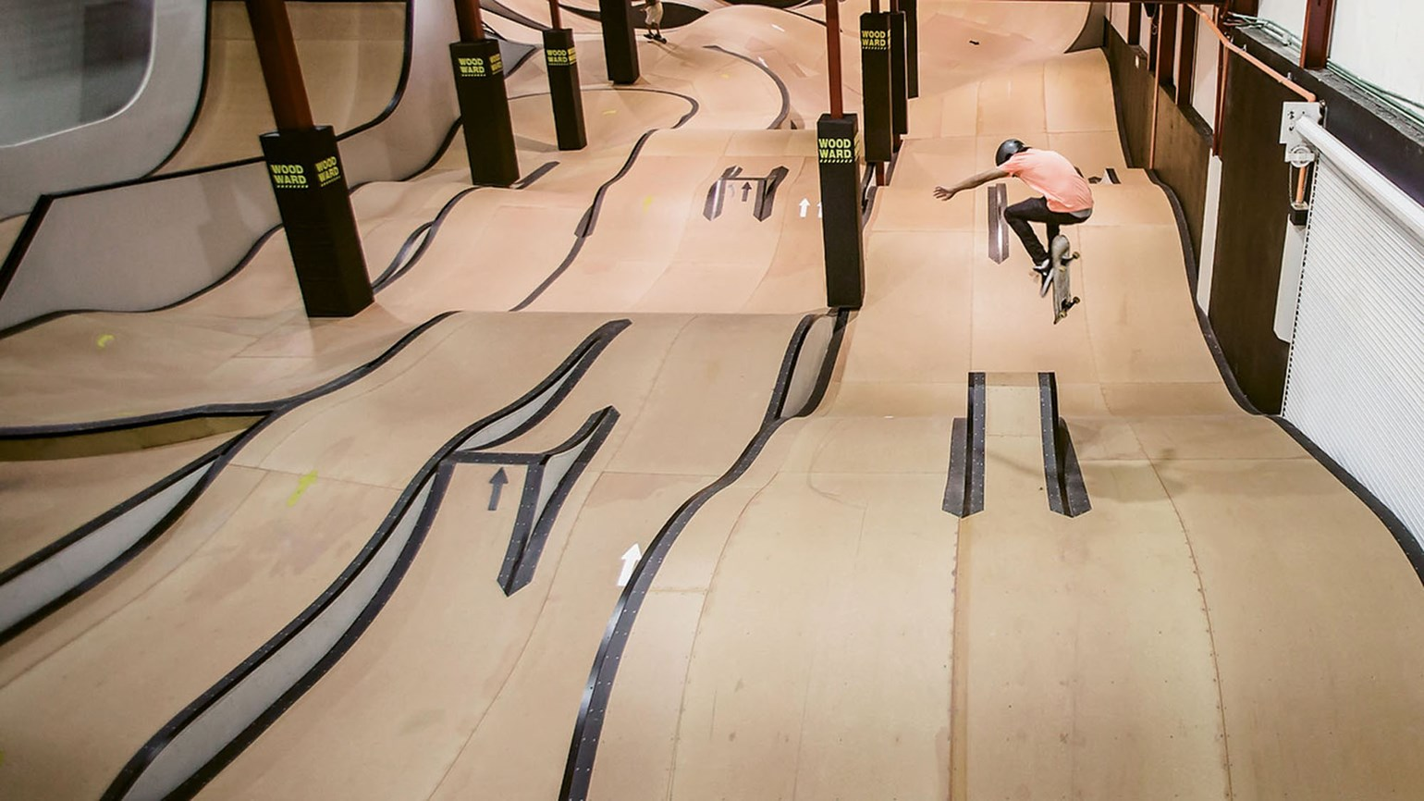 Learn to skate dubai map