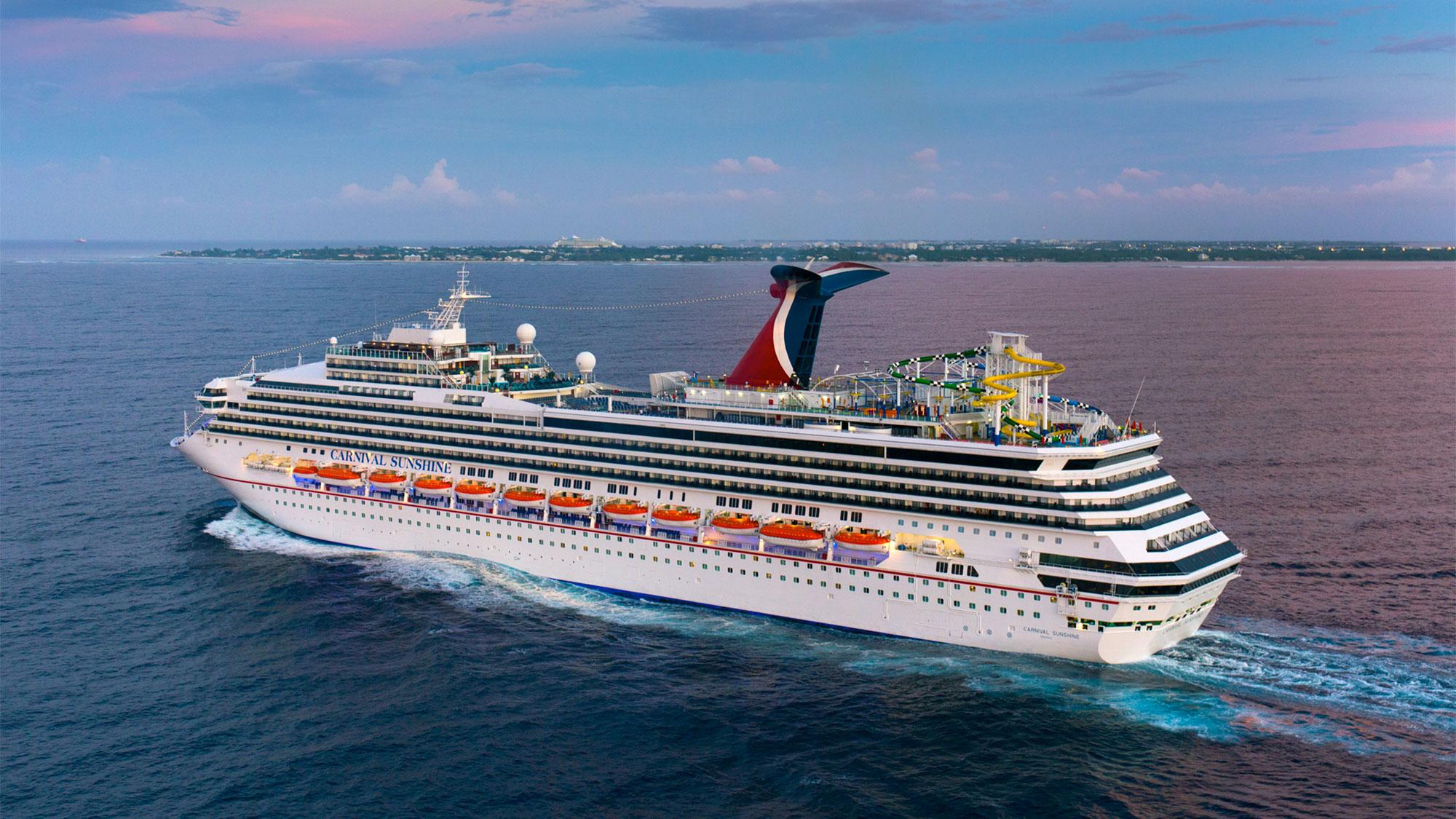 Carnival Moving Bigger Ship To Charleston Travel Weekly - How big is a carnival cruise ship