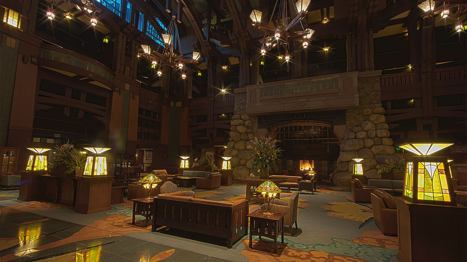 Renovation completed at Disney's Grand Californian