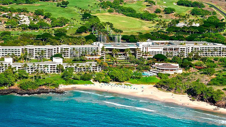 Hapuna Beach Prince Hotel, featuring 232 rooms and 17 suites all with ocean views, is undergoing a $46 million renovation and rebranding to Westin Hapuna Beach Resort.