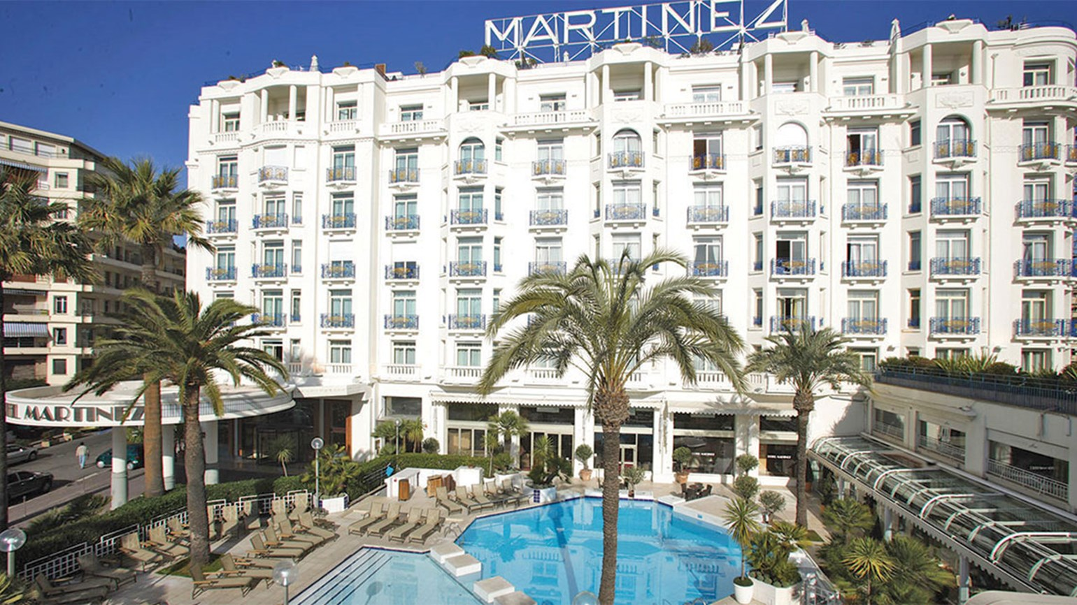 Hotel Martinez joining Hyatt's Unbound Collection
