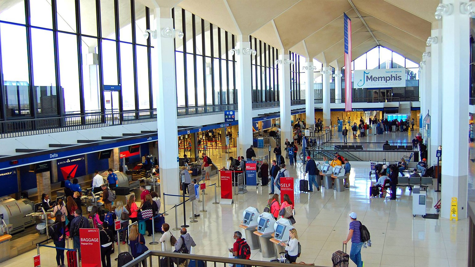 Did Consolidation Cause Traffic Drop At Midsize Airports