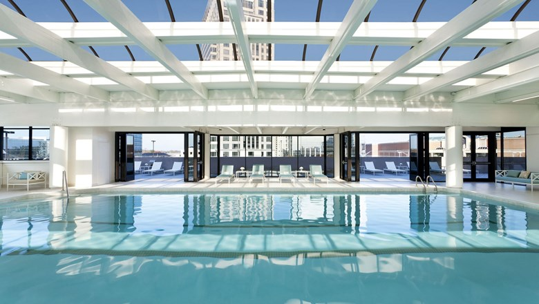 Opulent hotel in Atlanta's Buckhead neighborhood switches brands