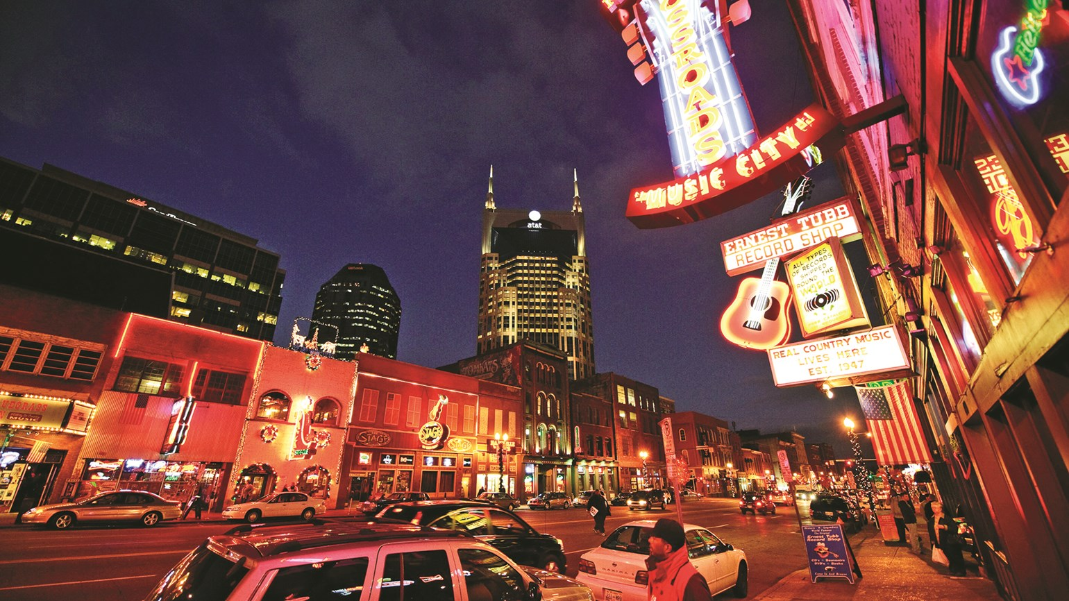 Nashville S Broadway Roximately 5 000 Hotel Rooms Are In The City Development Pipeline