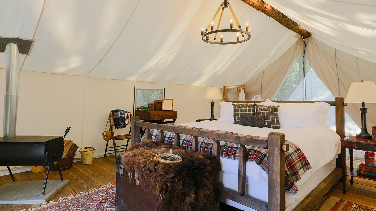 Glamping expansion: Collective Retreats gets $10M investment