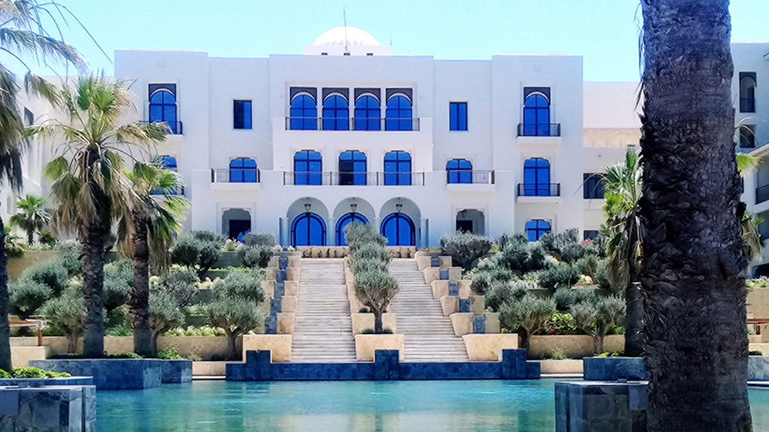 Four Seasons opens in Tunisia