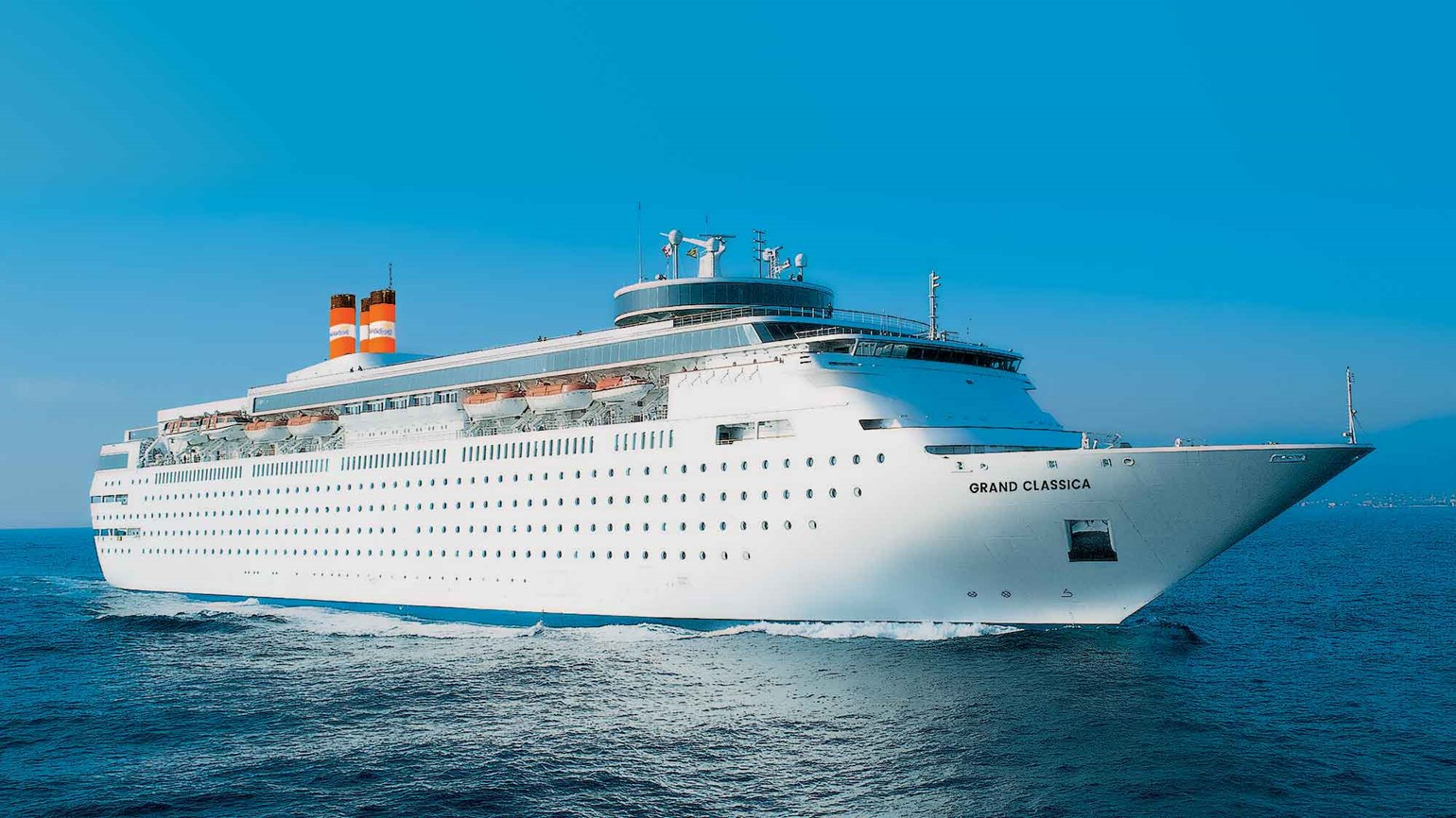 Bahamas Paradise names second ship Grand Classica