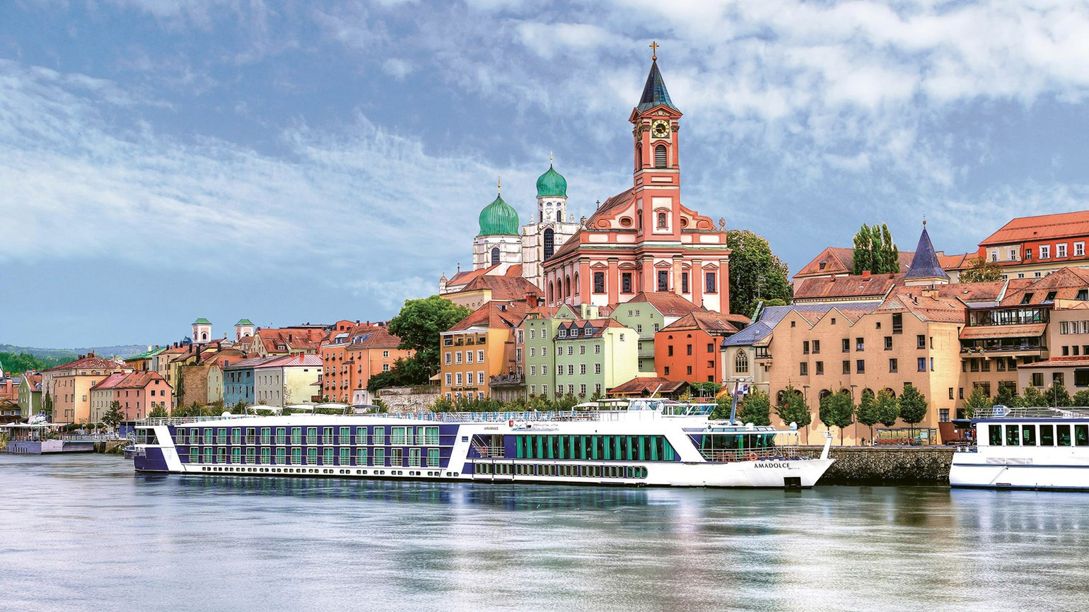 River Cruises Have Options For Travelers Sailing Solo Travel Weekly - Waterway cruises