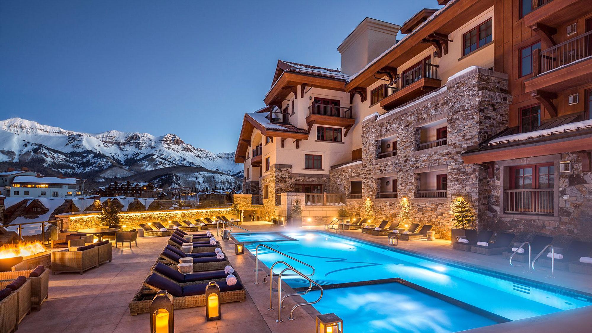 Auberge Takes Over Telluride Ski Hotel Travel Weekly