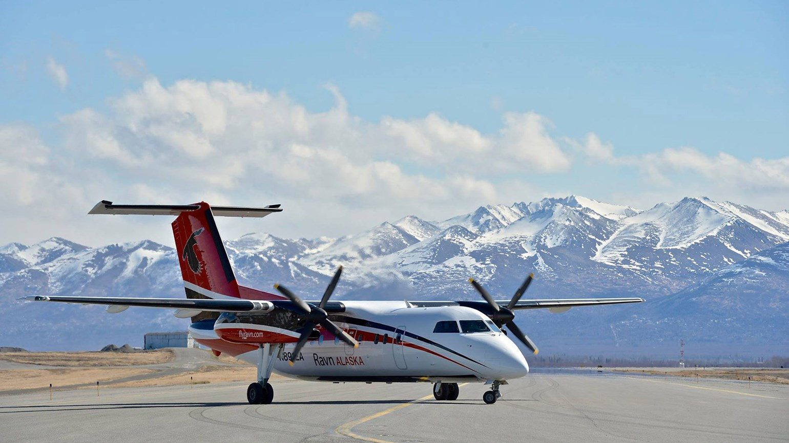 Alaska regional carrier RavnAir files Chapter 11