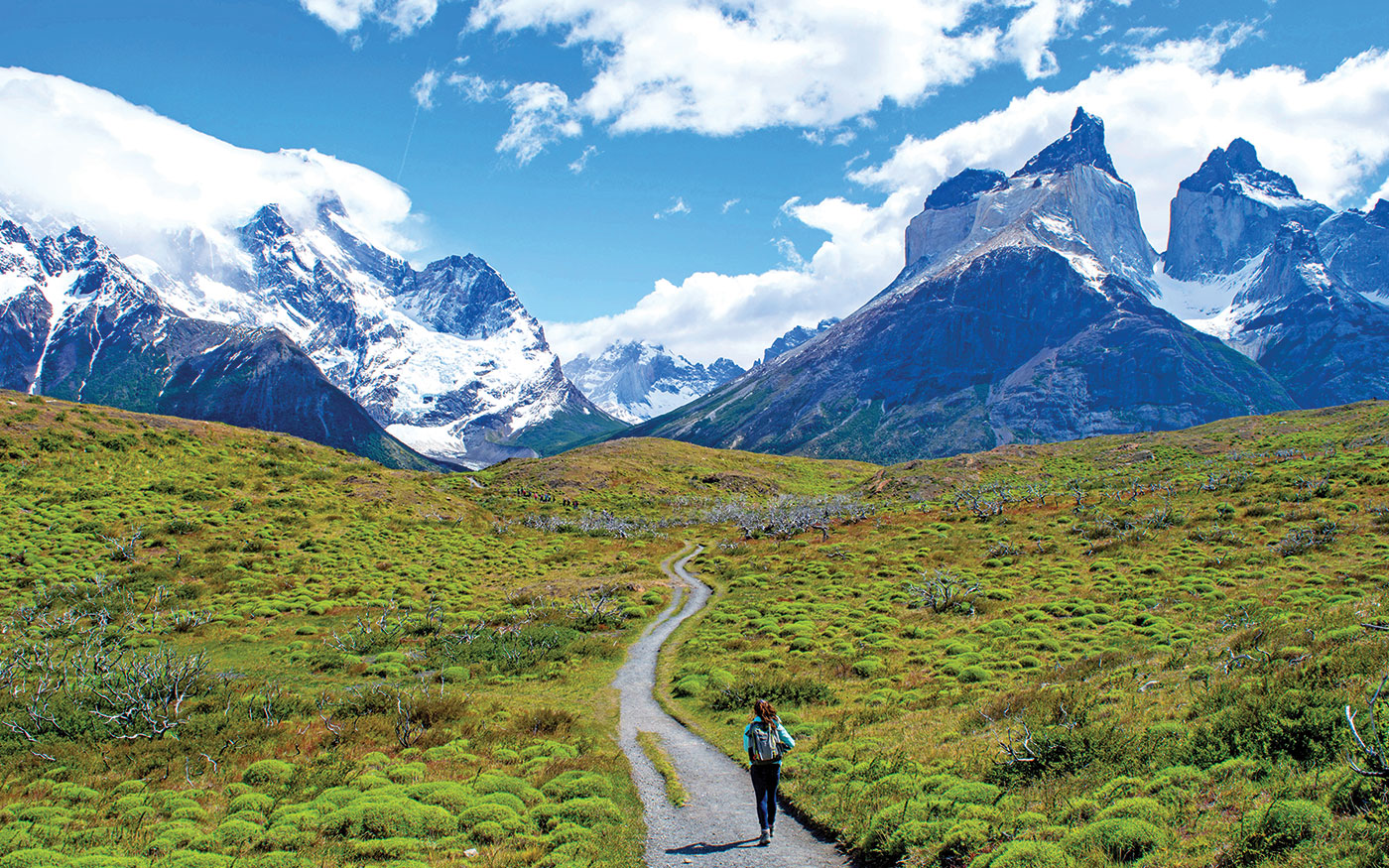 At the bottom of the world in Chilean Patagonia: Travel Weekly