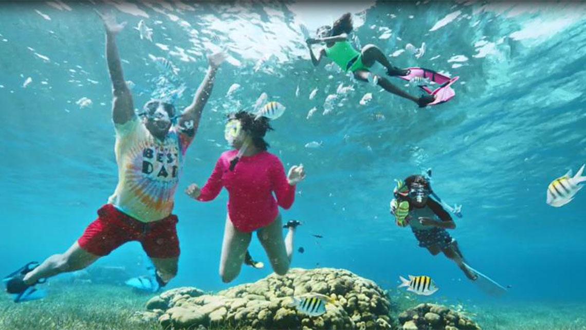 Carnival Cruise Line Kicks Off Winter Ad Campaign Travel