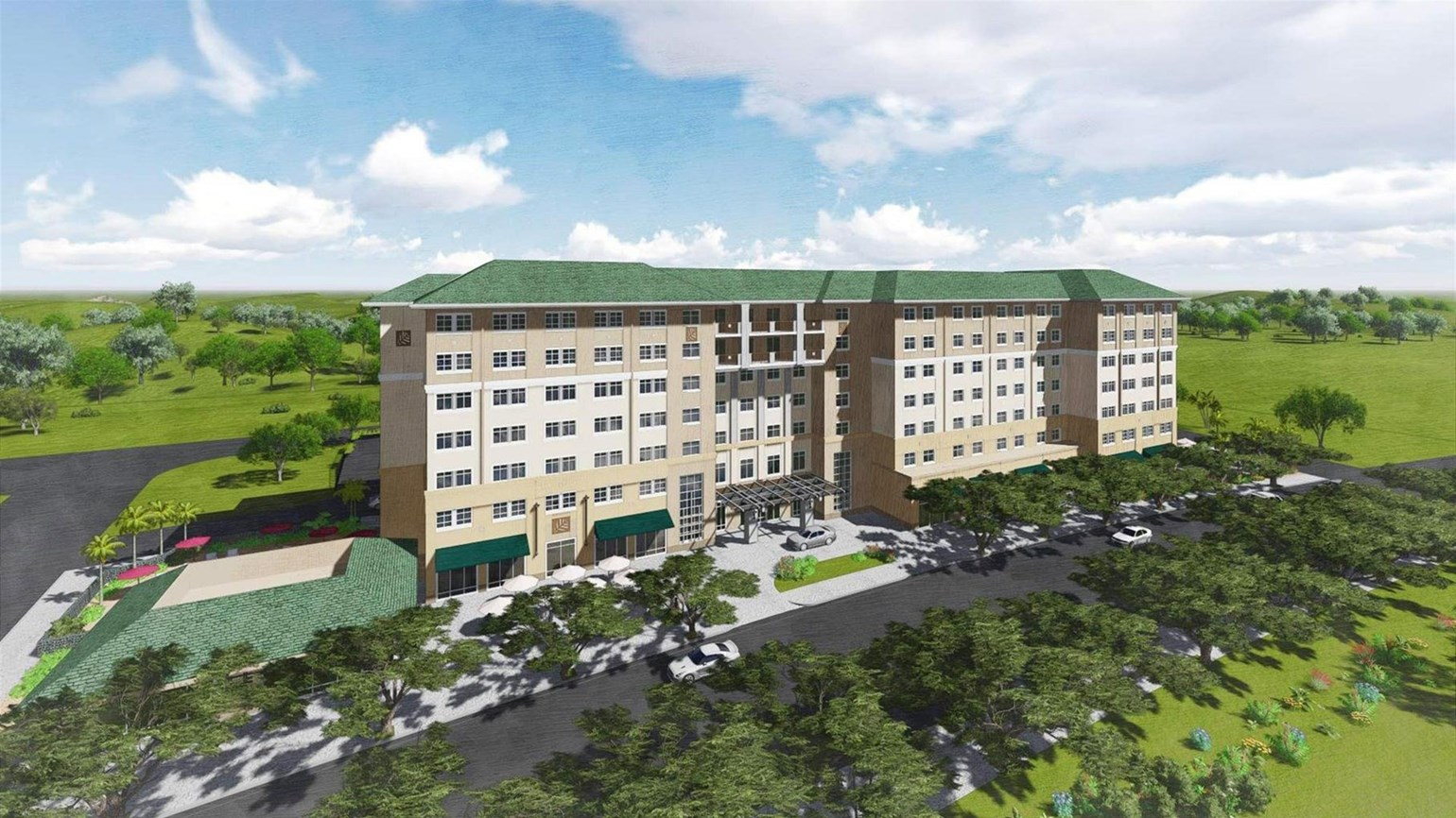 On Oahu, hotel developers looking west to Kapolei