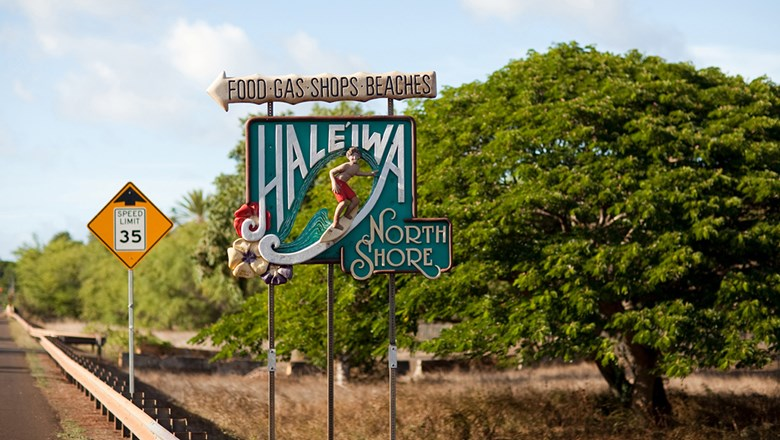 Haleiwa is considered the social and cultural hub of Oahu's North Shore.