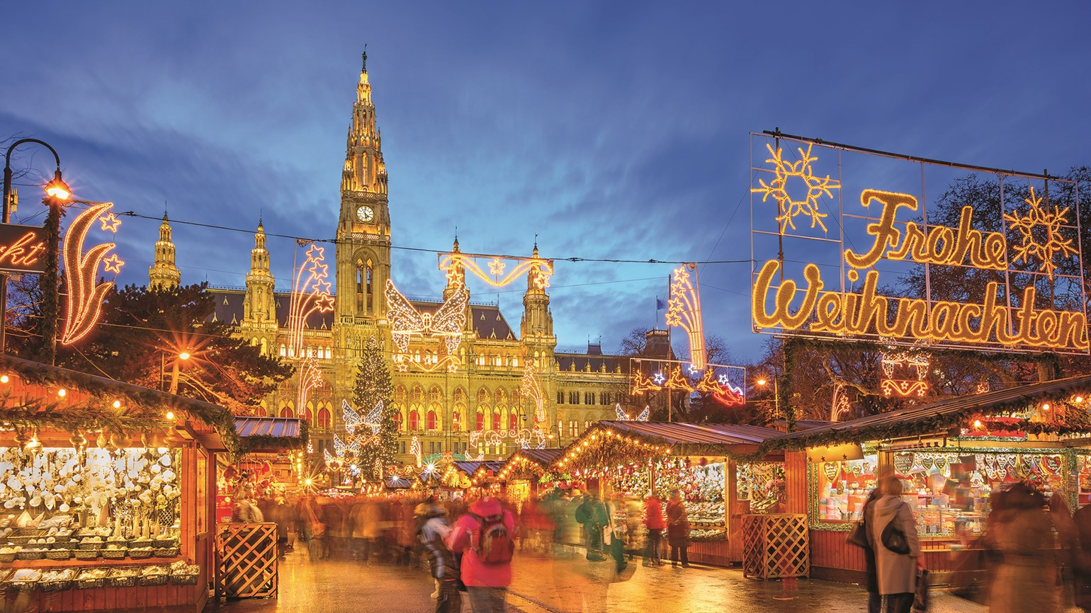 Riviera adds Christmas market cruises for 2018