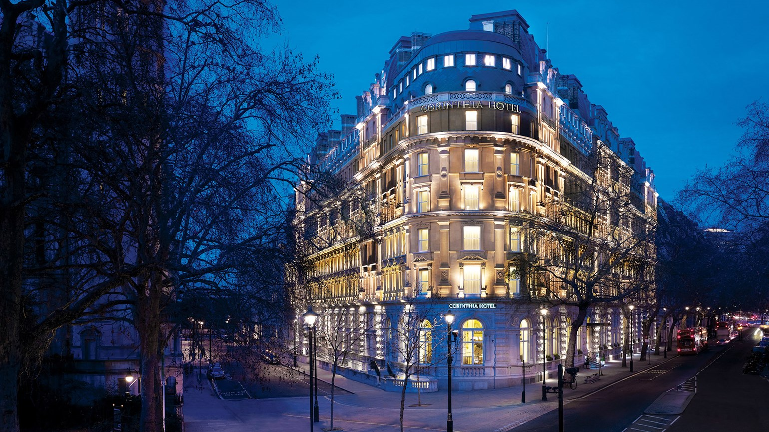 Corinthia Hotel London creates 'Love in Luxury' package for Valentine's Day stays