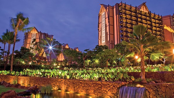 Disney's Aulani on Oahu is a good bet for families, especially for those with children under age 12.
