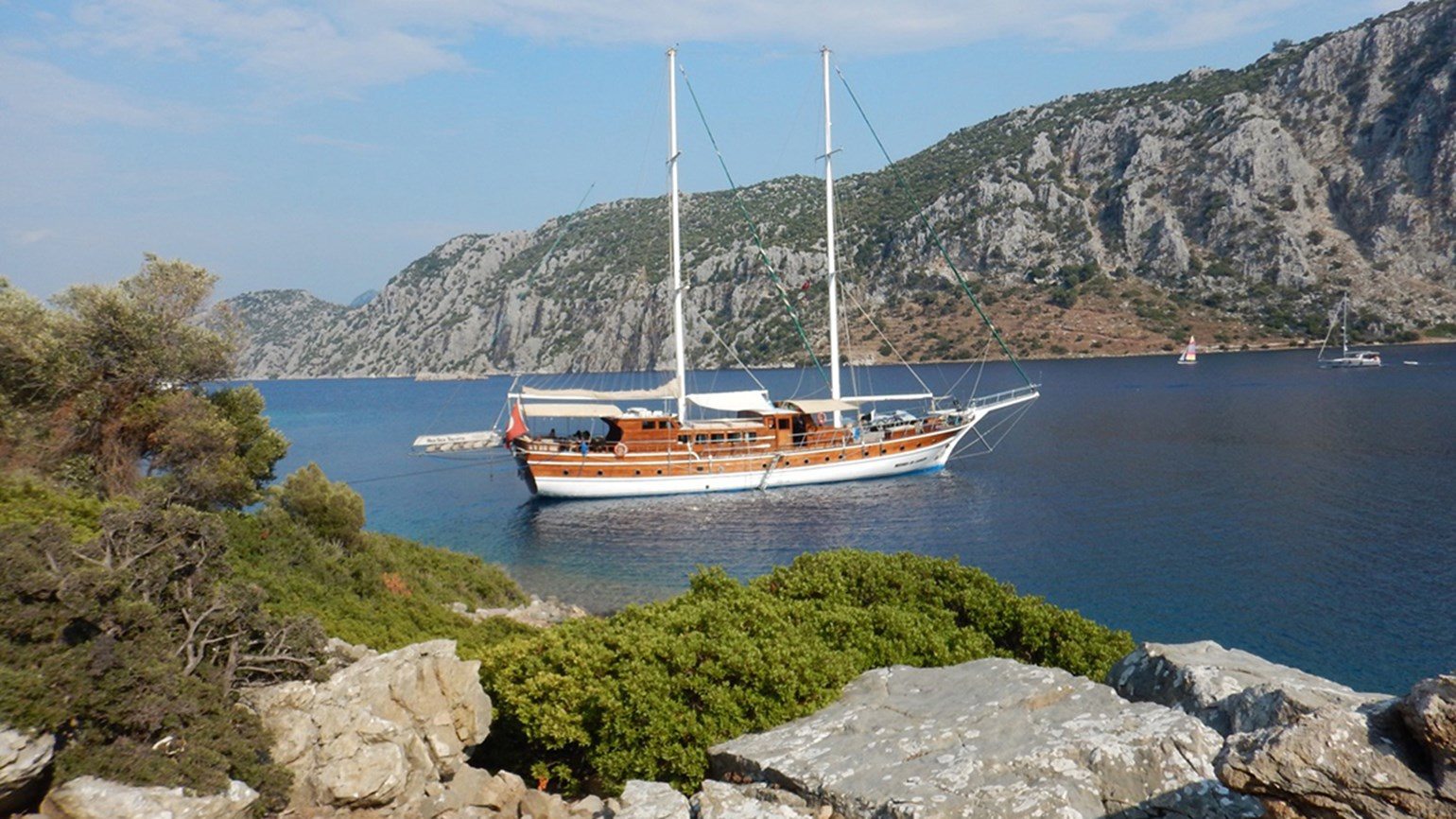 Greece/Turkey cruise, $750