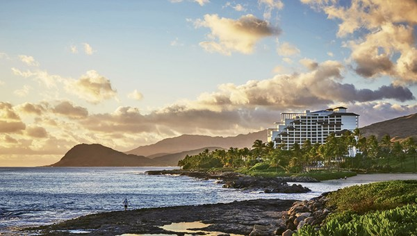 The Four Seasons Resort Oahu at Ko Olina is one of several properties in the Hawaii by Four Seasons package.