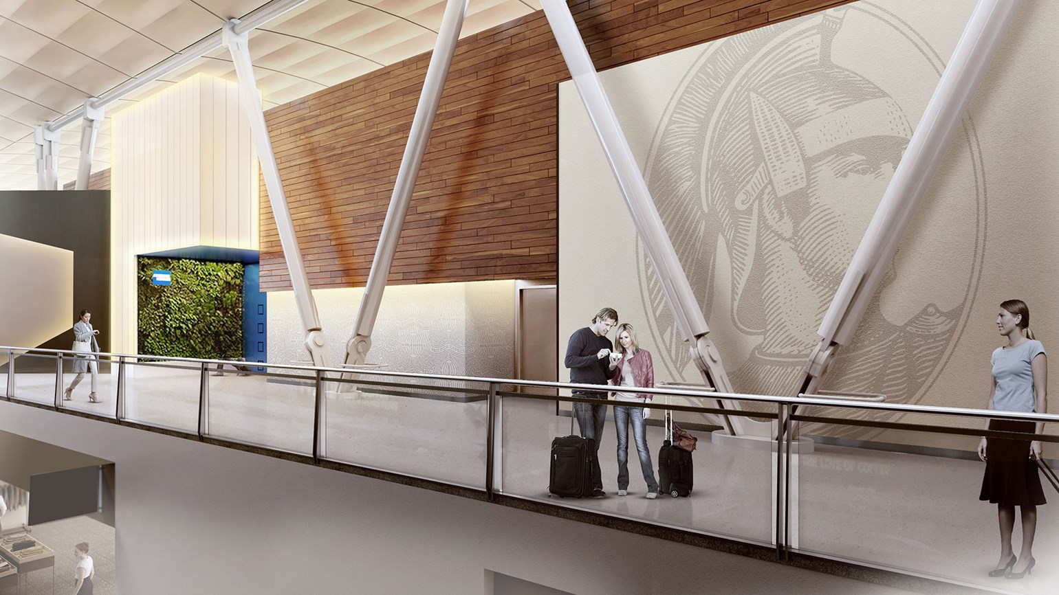 American Express says JFK lounge will be its largest