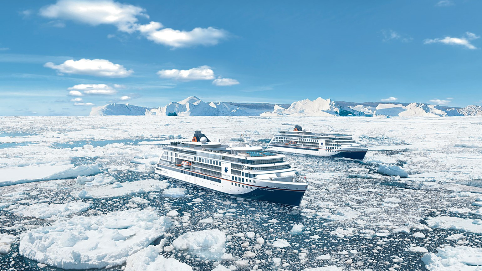 Hapag-Lloyd opening reservations imminently for expedition ships