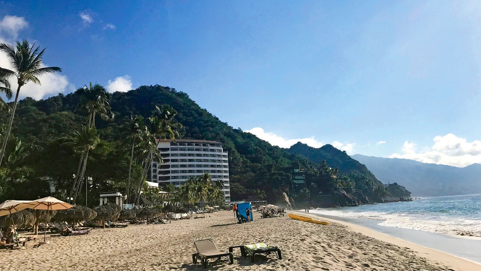 Renovated Puerto Vallarta icon hits the mark for new luxury