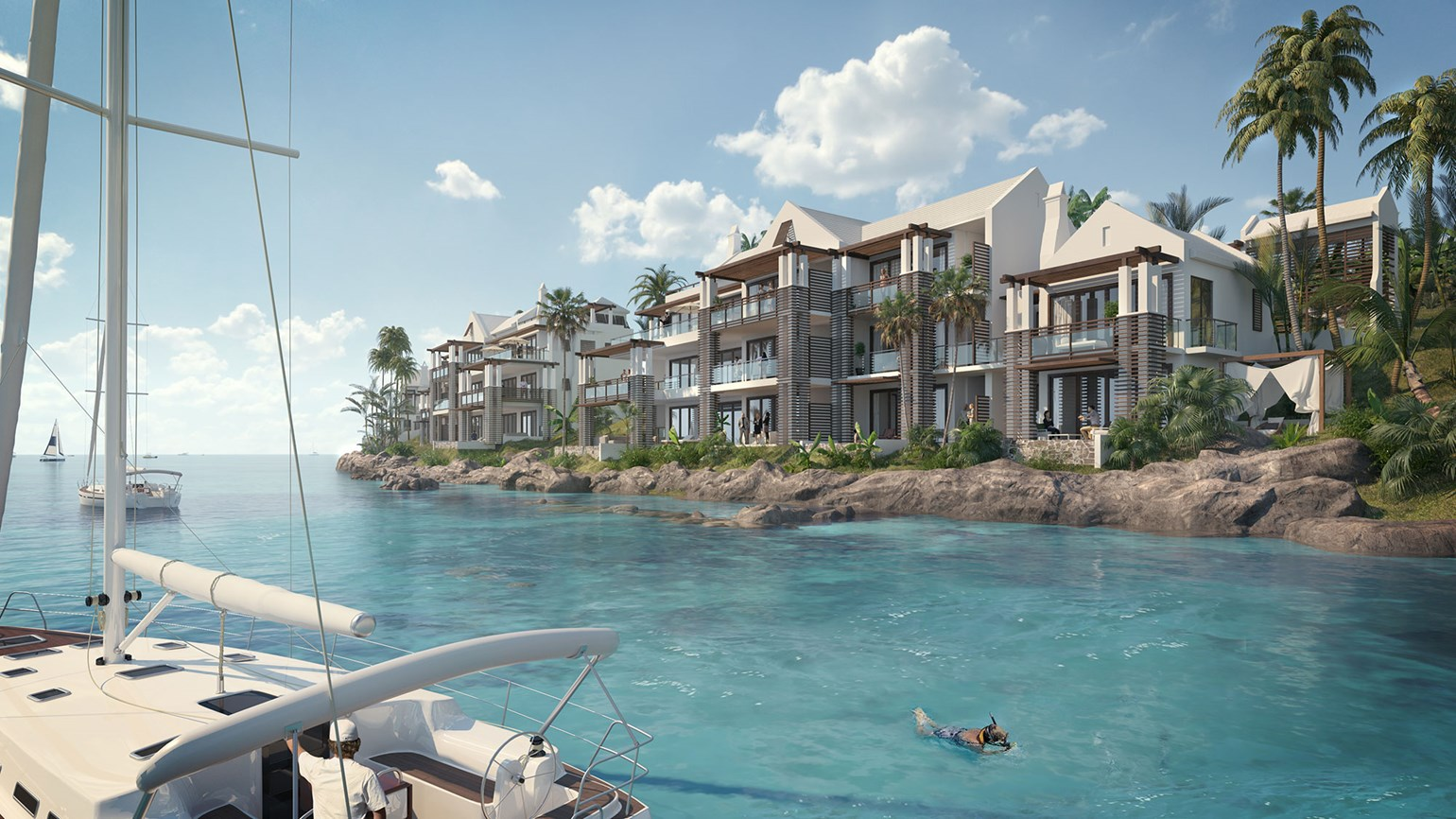 Ritz-Carlton Reserve in Bermuda opening first phase this summer