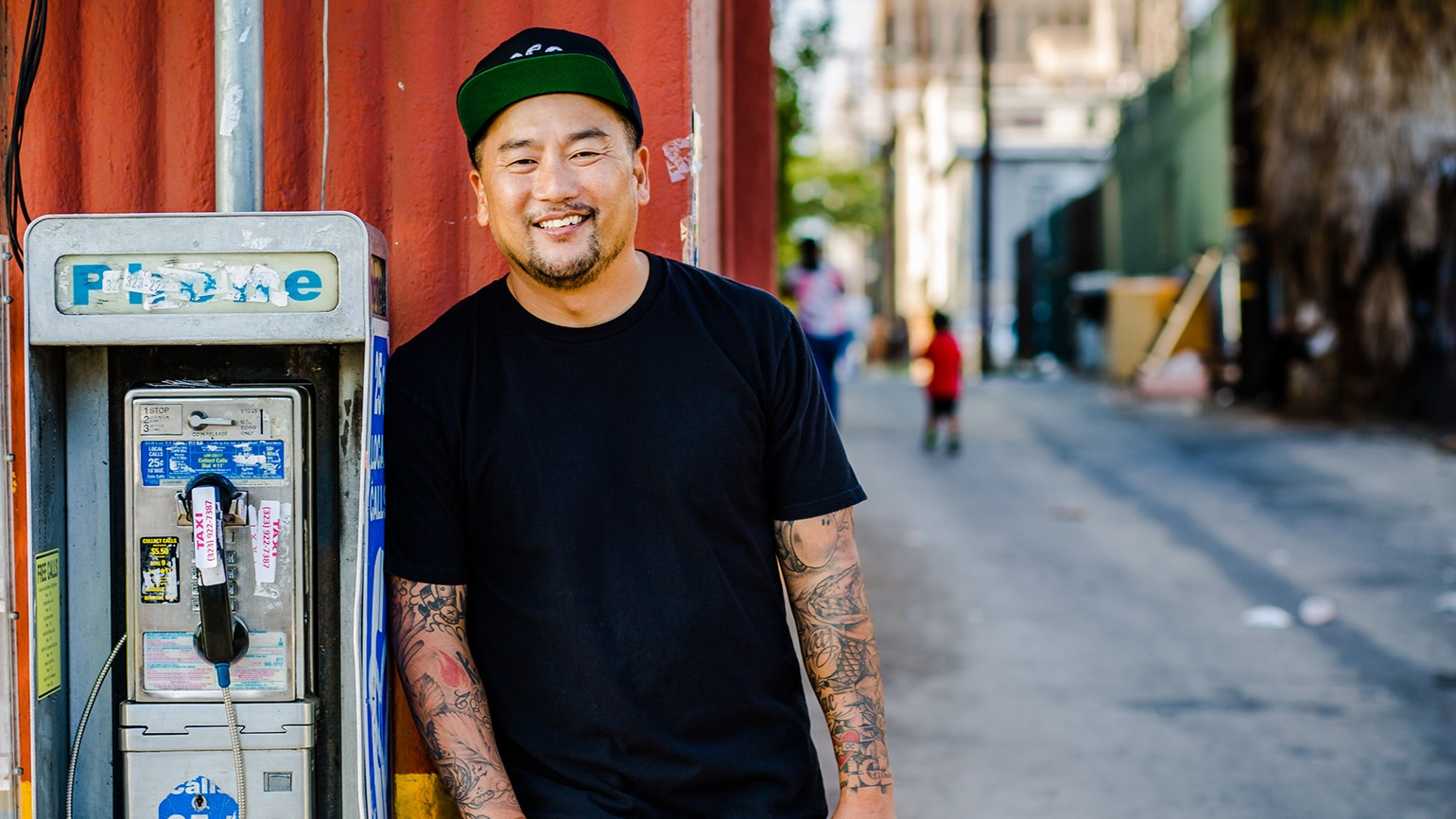 Chef Roy Choi joins the lineup at the Park MGM