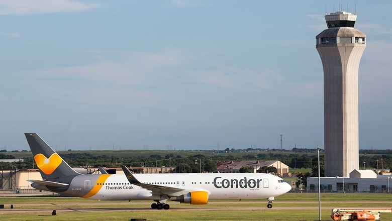 German carrier Condor Airlines has been flying seasonally to Austin since 2016.