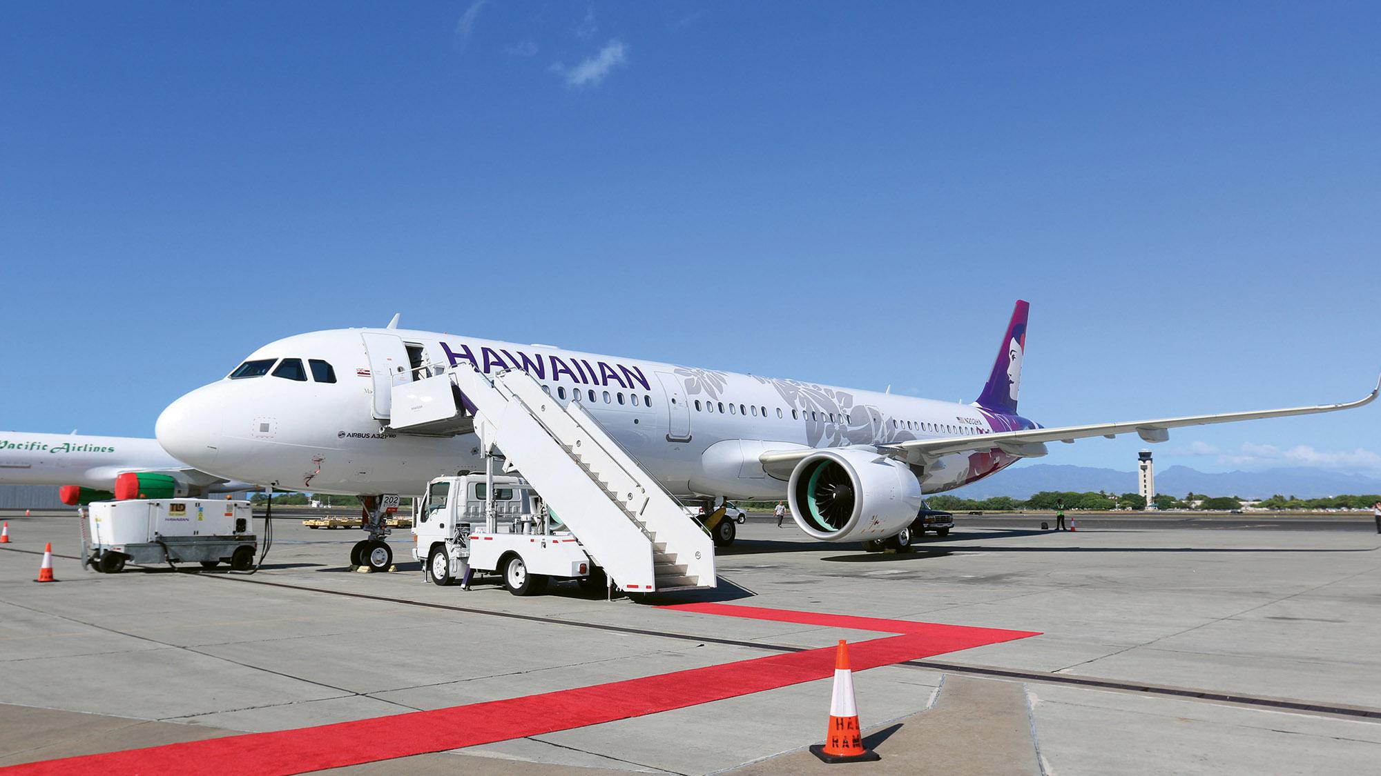 Hawaiian Airlines Award Chart