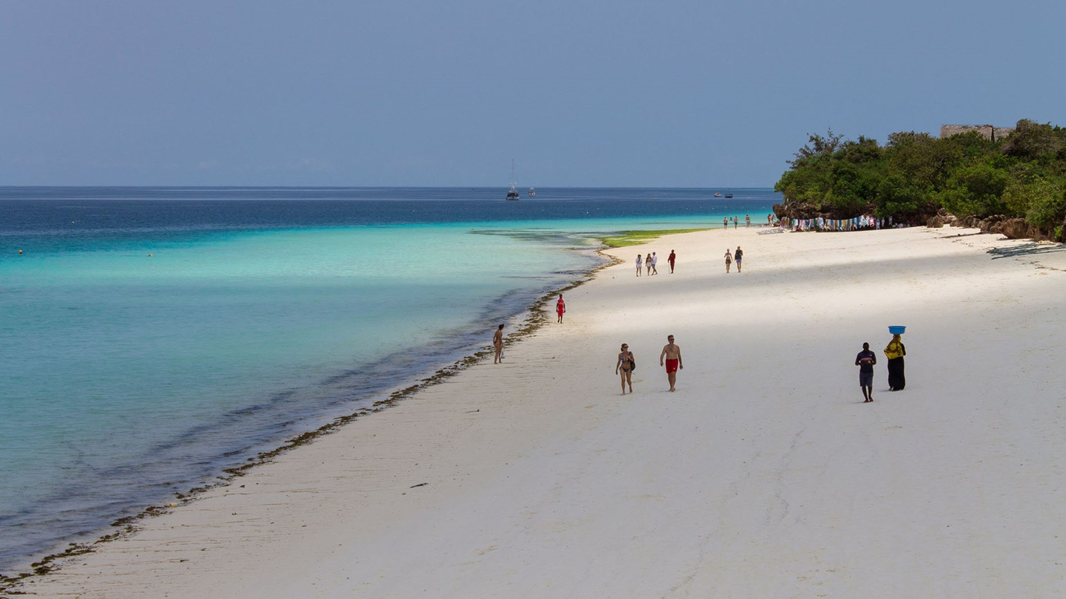 Exploring Zanzibar's picture-perfect sand and sea