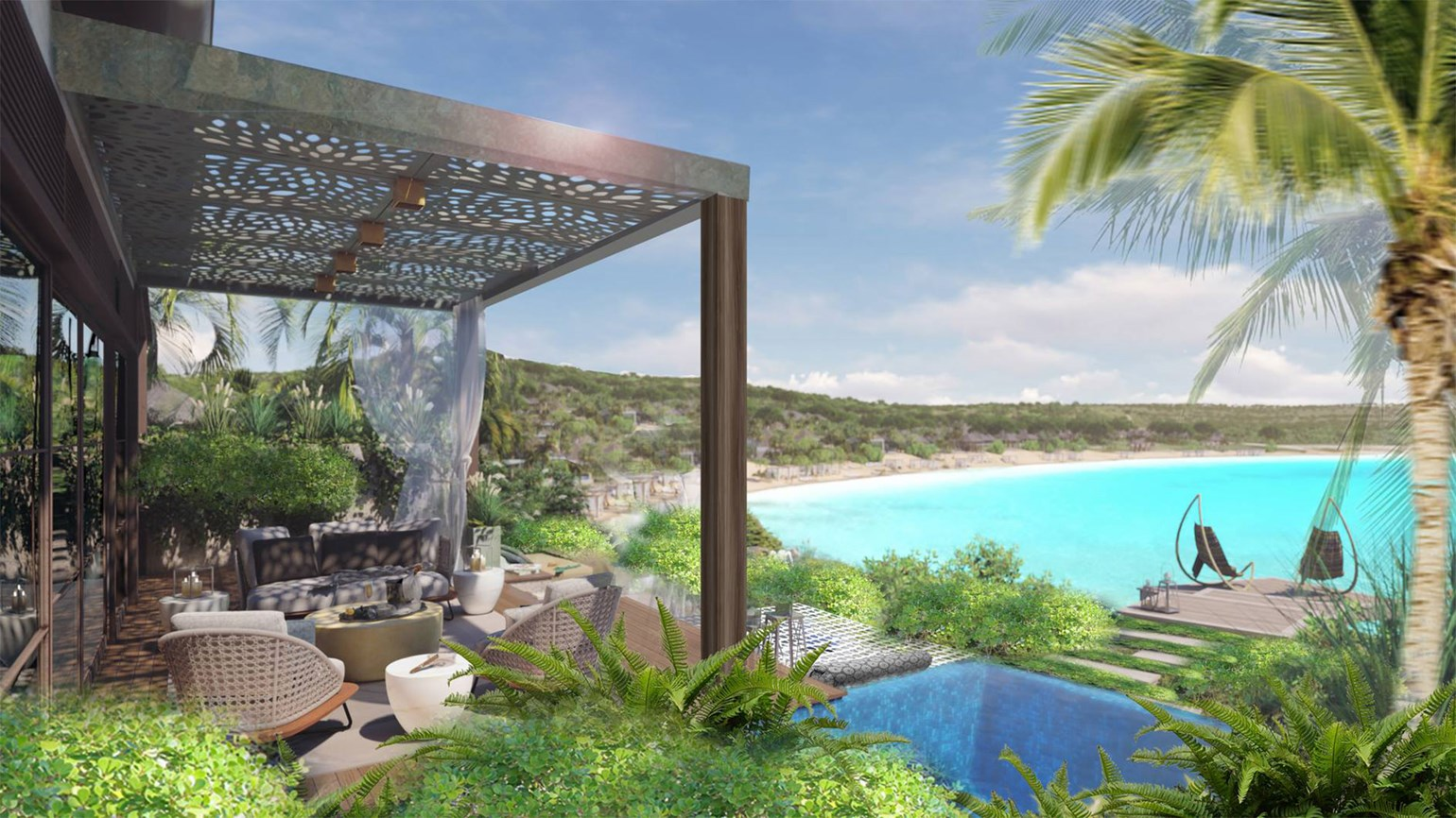 Rosewood to manage new resort on Antigua's Half Moon Bay site