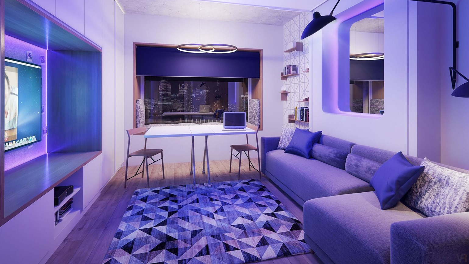 Yotel launches extended-stay brand