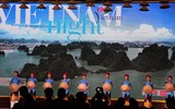 One of several performances at the Vietnam gala. Vietnam will host next year's Asean Tourism Forum.