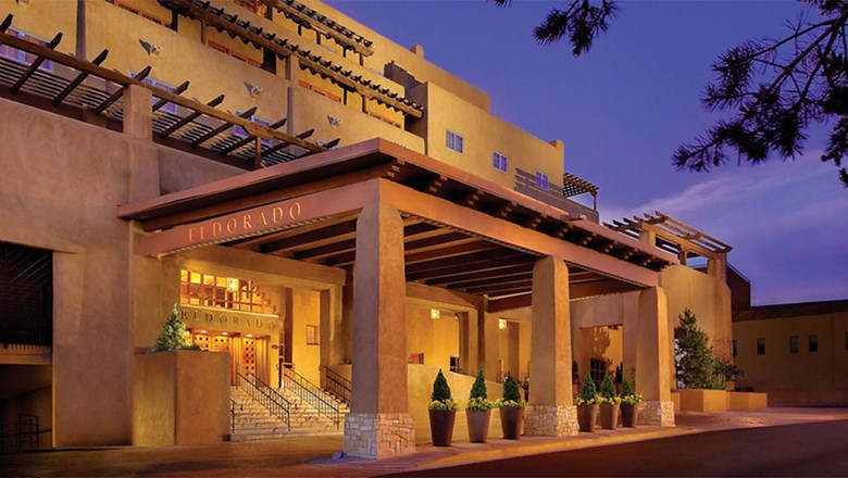 Eldorado Hotel & Spa in Santa Fe, N.M., is promoting a 13% commission for groups booking before March 31.