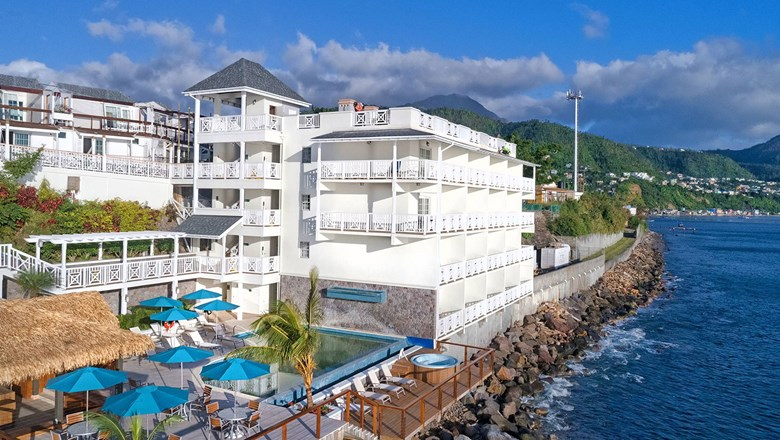 Dominica Hotel to Reopen January 15 After Hurricane Maria