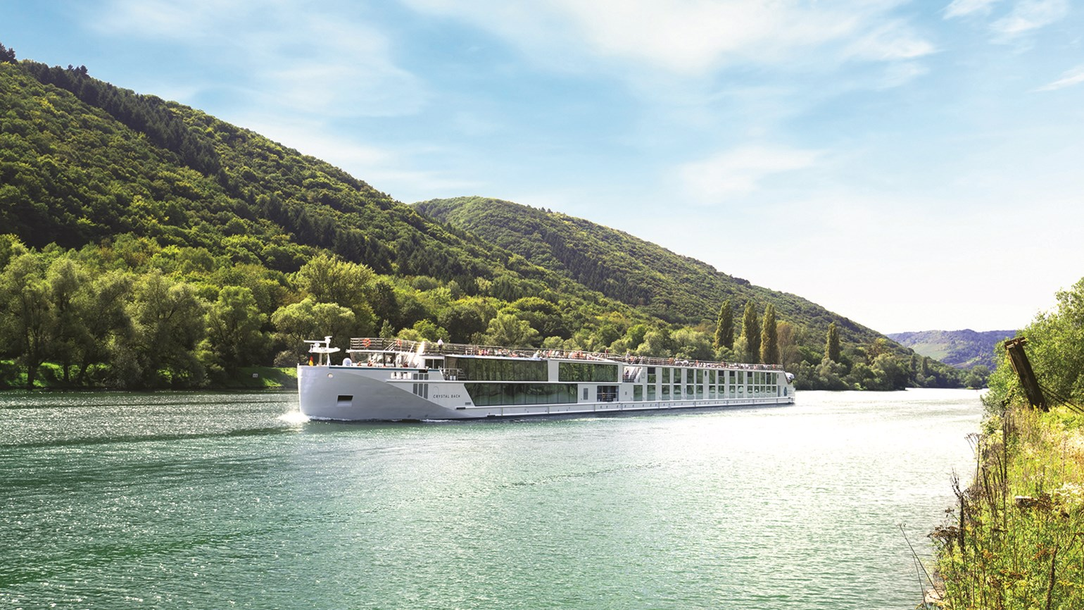 Crystal operating Moselle River cruises in 2019