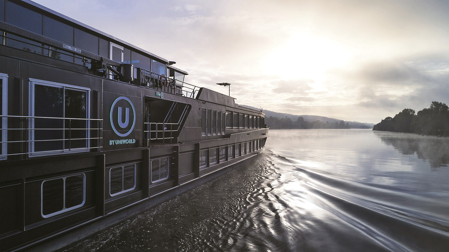 Millennial river cruise line to be featured on 'The Bachelor'
