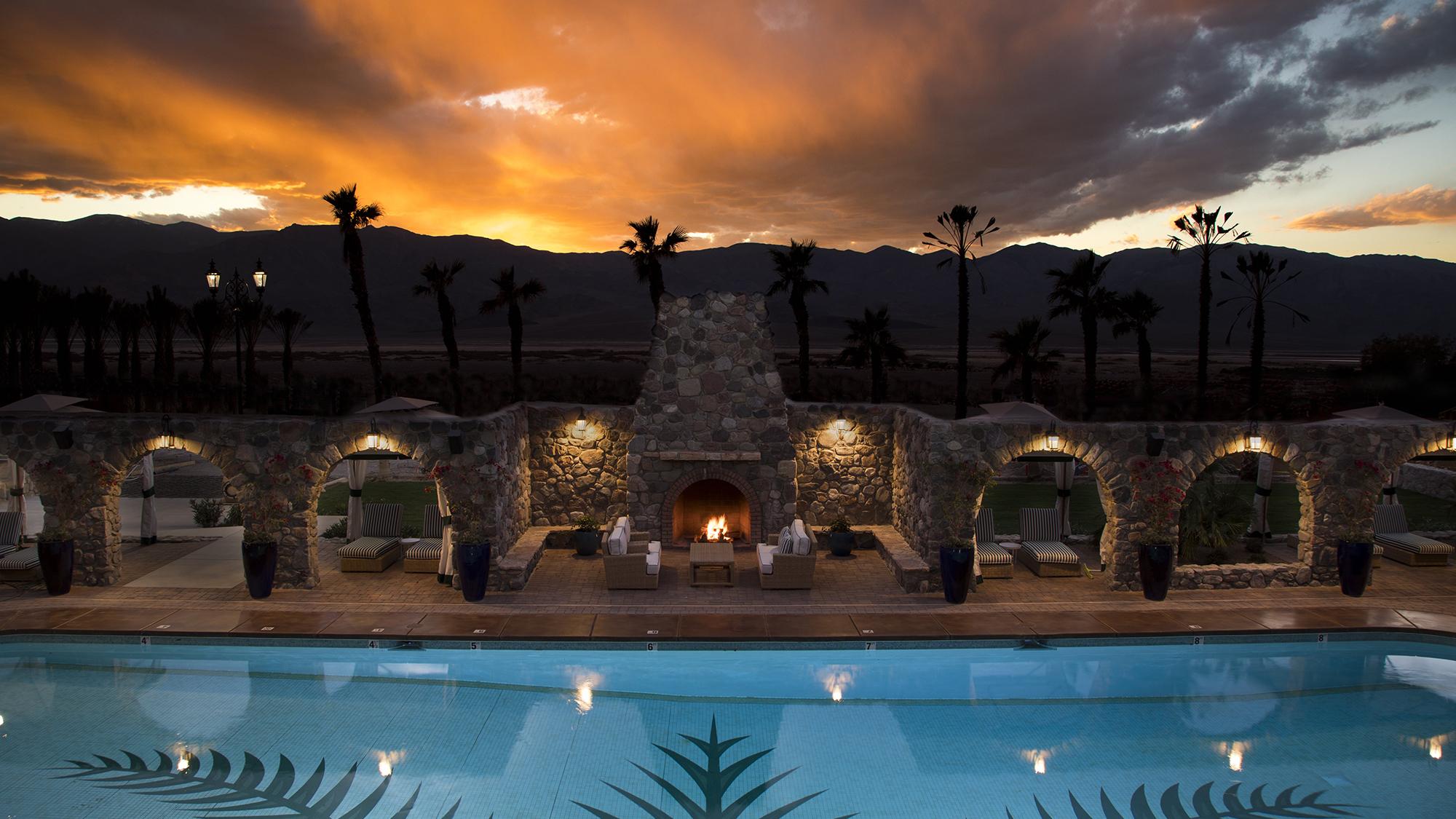 Xanterra Tweaks Name Reopens Death Valley Resort Travel