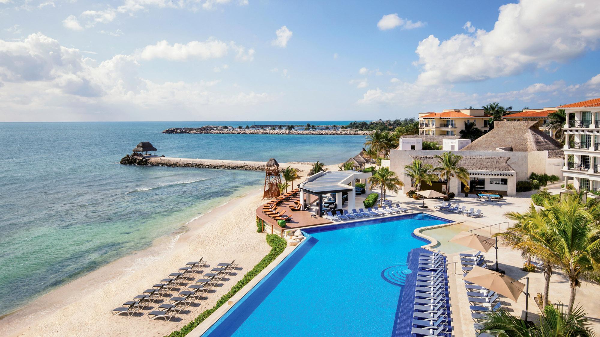 Ventus At Marina El Cid Subdued Yucatan Chic Travel Weekly
