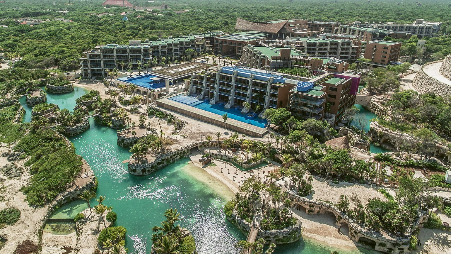 A Riviera Maya empire expands with Hotel Xcaret Mexico