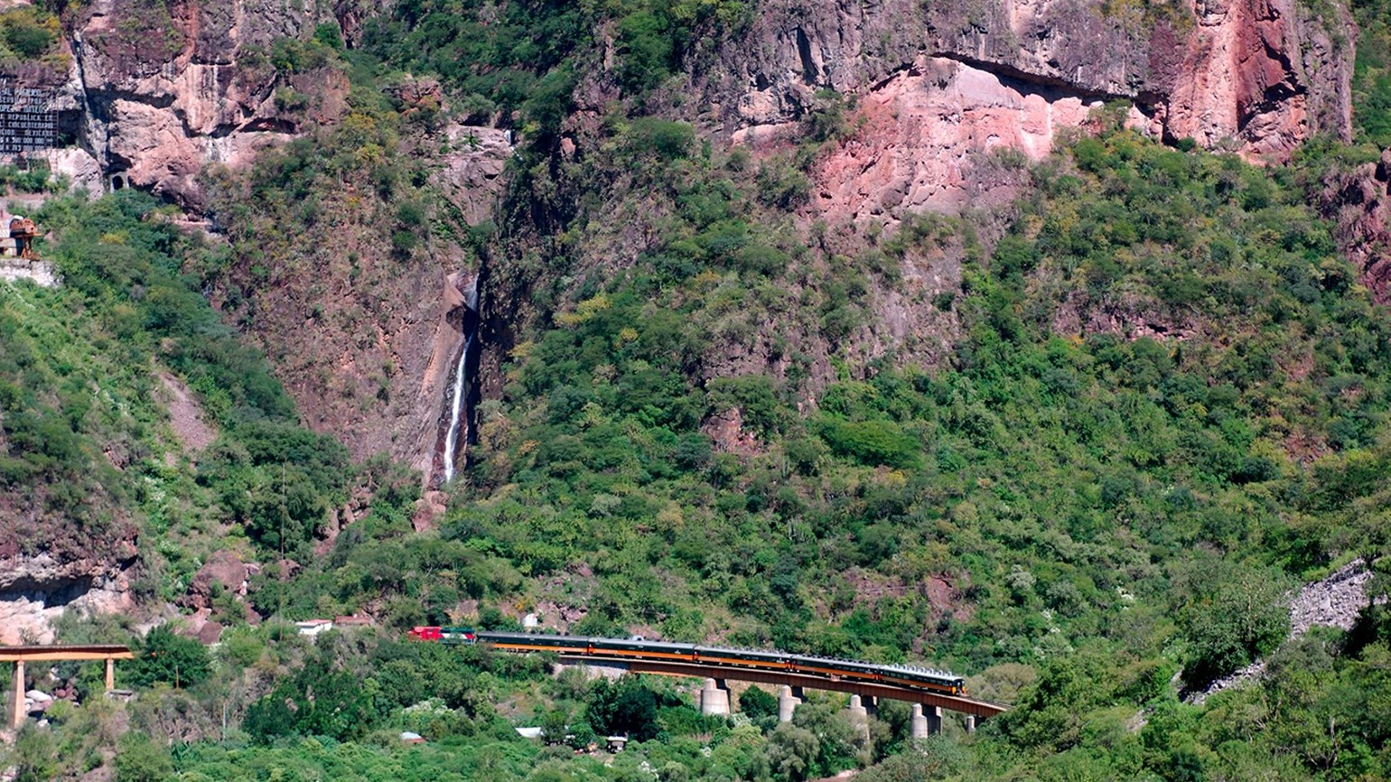 Mexico rail tour, from $450