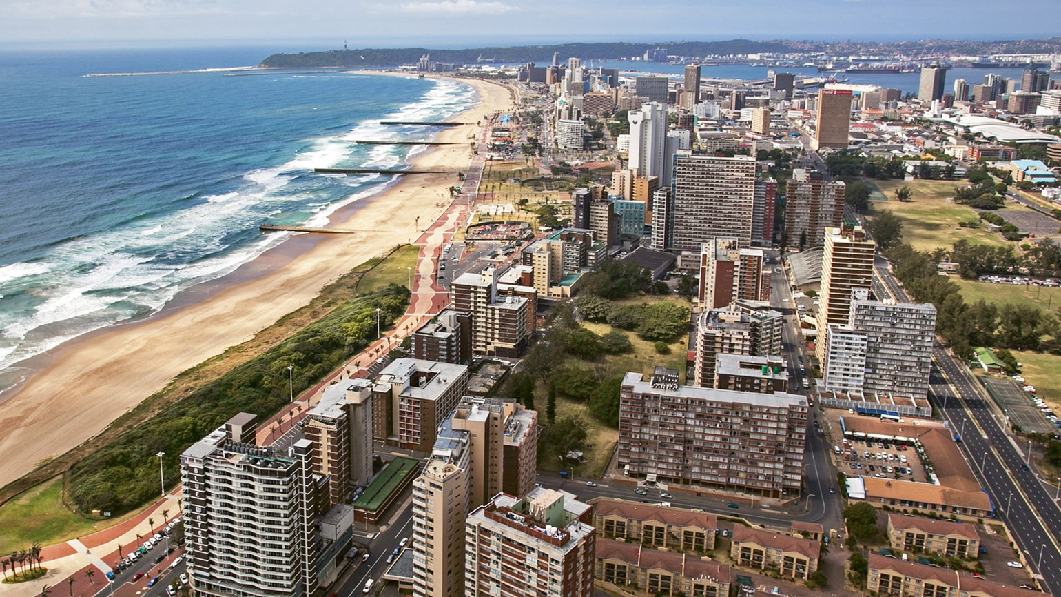 A vibrant mix of flavors, cultures in Durban