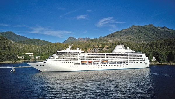 The Seven Seas Mariner will sail in Alaska this summer.