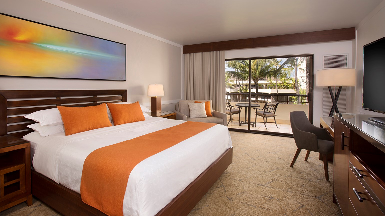 Maui County's islands inspire Sheraton room refurb