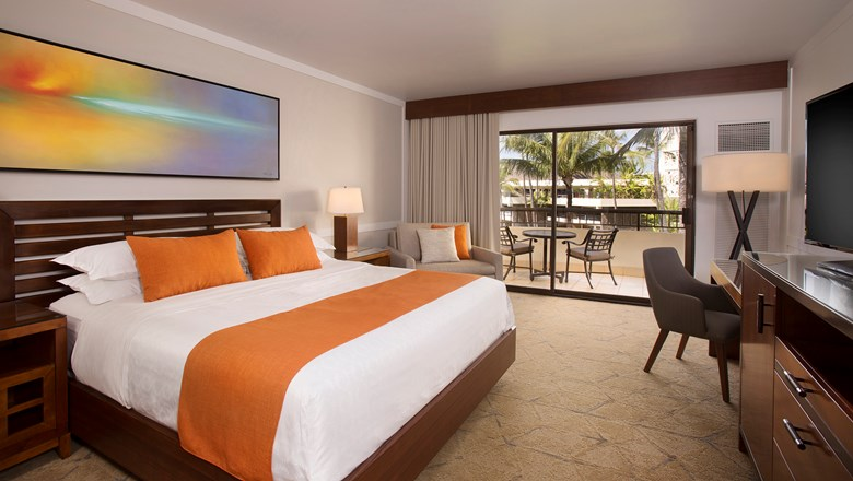 The Sheraton Maui Resort and Spa is in the middle of a $25 million project to renovate all 508 guestrooms and suites.