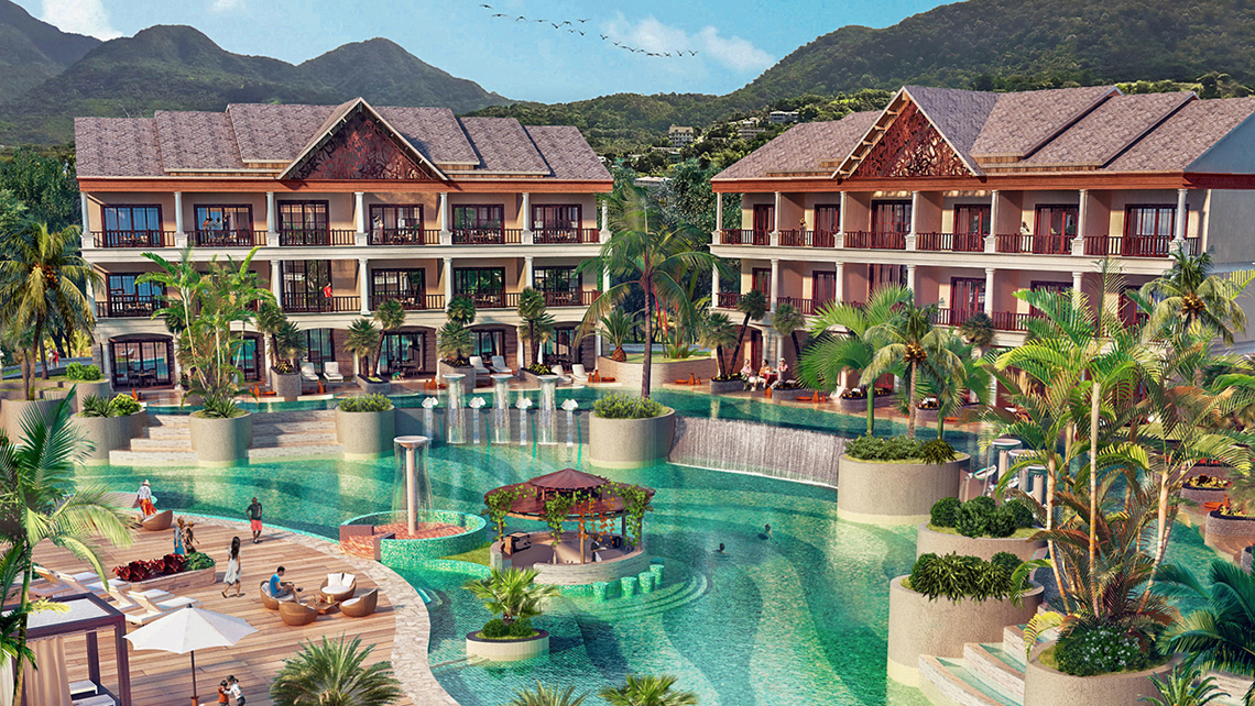 Anichi Resort On Dominica To Be In Marriott S Autograph