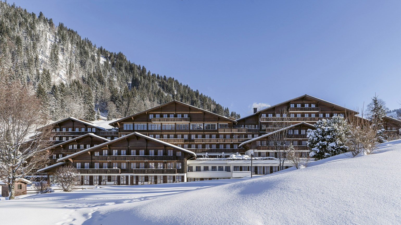 Apres-ski the Swiss way at Huus Gstaad